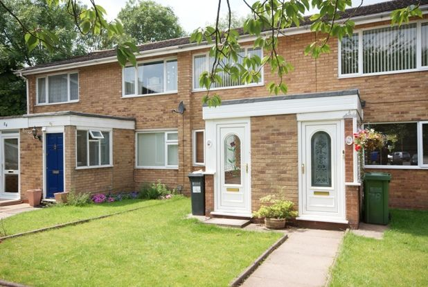 Front of Nethercote Gardens, Shirley, Solihull B90