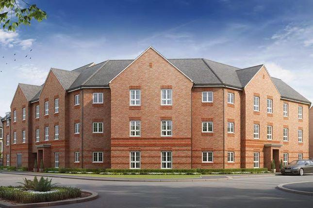 """1 bed flat for sale in """"Lancer Apartments"""" at Pennefather's Road, Wellesley, Aldershot GU11"""