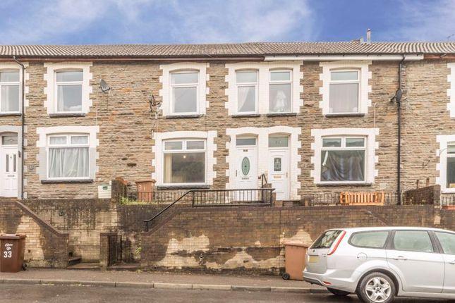 2 bed terraced house for sale in Arthur Street, Cwmfelinfach, Ynysddu, Newport NP11