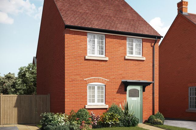 """Thumbnail Detached house for sale in """"The Melford"""" at Isemill Road, Burton Latimer, Kettering"""