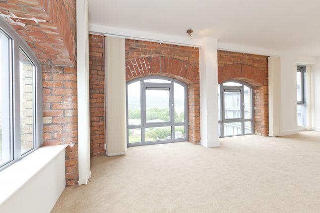 Thumbnail Flat to rent in Silk Mill, Dewsbury Road, Elland, Halifax