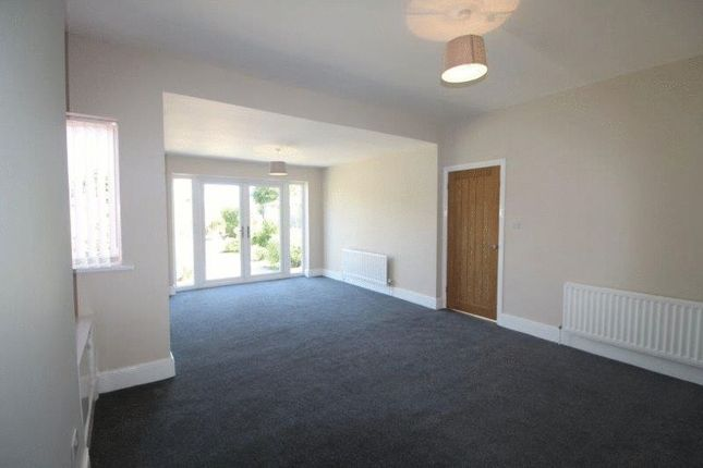 Thumbnail Semi-detached bungalow for sale in Newlands Road, Blyth