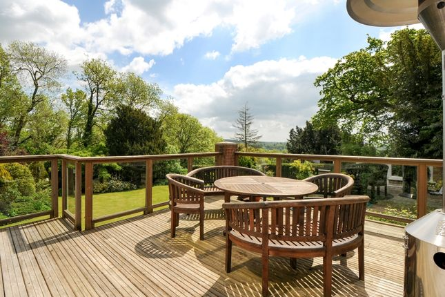 Thumbnail Detached house to rent in Scandia House, Southdown Road, Shawford, Winchester