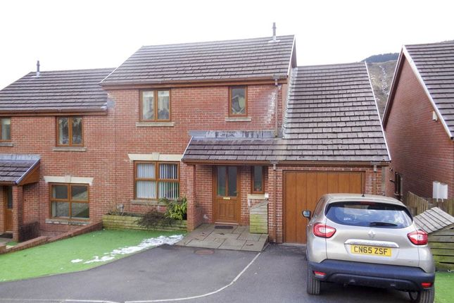 Thumbnail Semi-detached house for sale in Clydach Vale -, Tonypandy