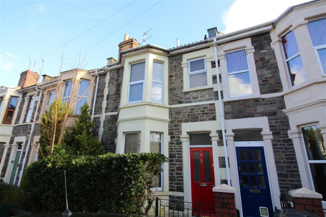 Thumbnail Terraced house for sale in Tyndale Avenue, Fishponds, Bristol