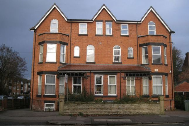 Thumbnail Flat to rent in Barlow Moor Road, Didsbury, Manchester