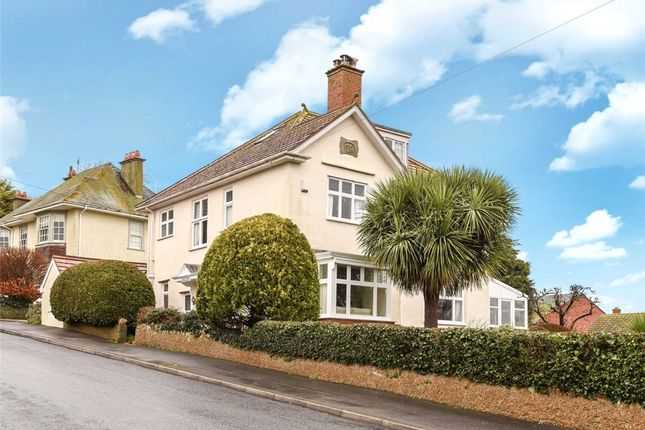 Thumbnail Detached house for sale in Allington Park, Bridport, Dorset