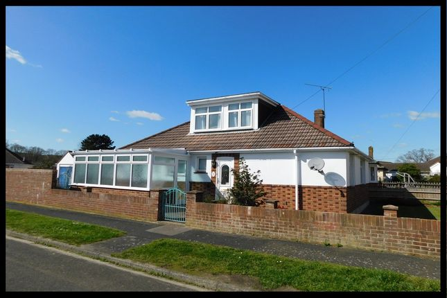 Thumbnail Detached bungalow for sale in Milverton Close, Southampton