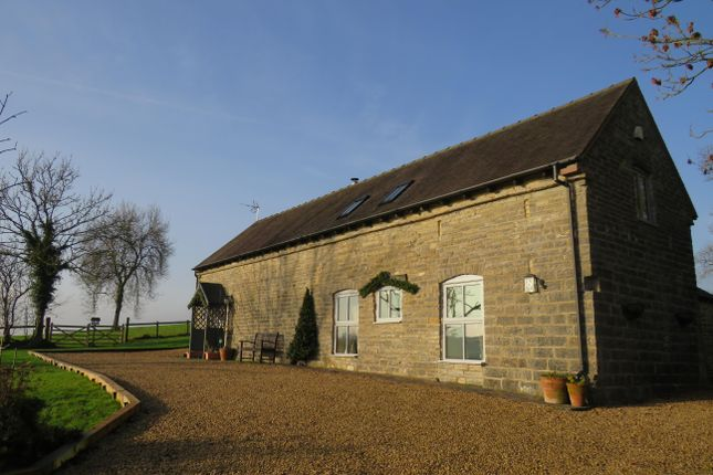 Thumbnail Barn conversion to rent in Offcote, Kniveton, Ashbourne