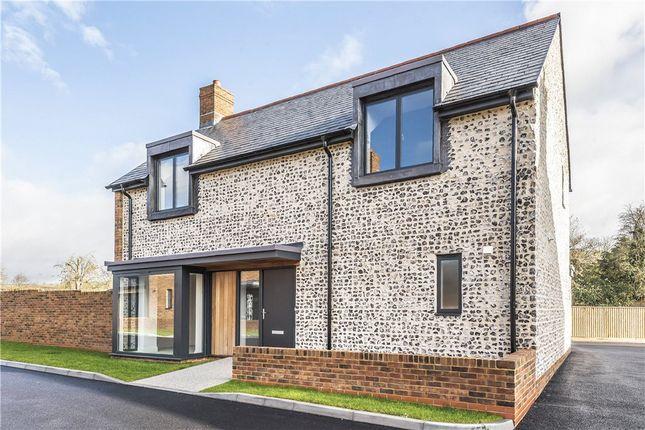 Thumbnail Detached house for sale in Broadridge Views, Sydling St. Nicholas, Dorchester, Dorset