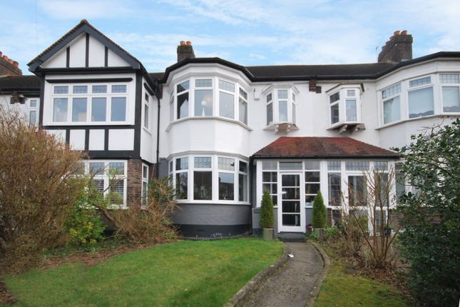 Thumbnail Terraced house to rent in Silver Lane, West Wickham