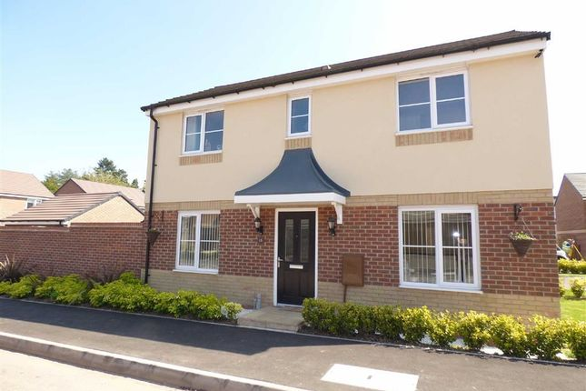 3 bed detached house for sale in Blundell Drive, Stone, Staffordshire