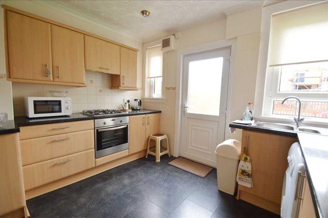 Kitchen of Morris Crescent, Blantyre, Glasgow G72