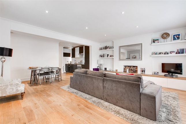 Thumbnail Flat for sale in Cathcart Road, London