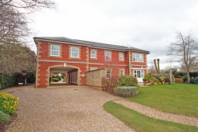 Thumbnail Flat to rent in The Severals, Newmarket