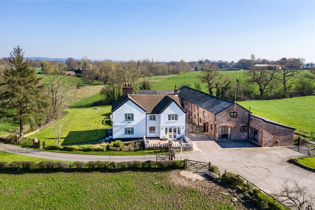 Thumbnail Property for sale in Faulkners Lane, Mobberley, Knutsford, Cheshire