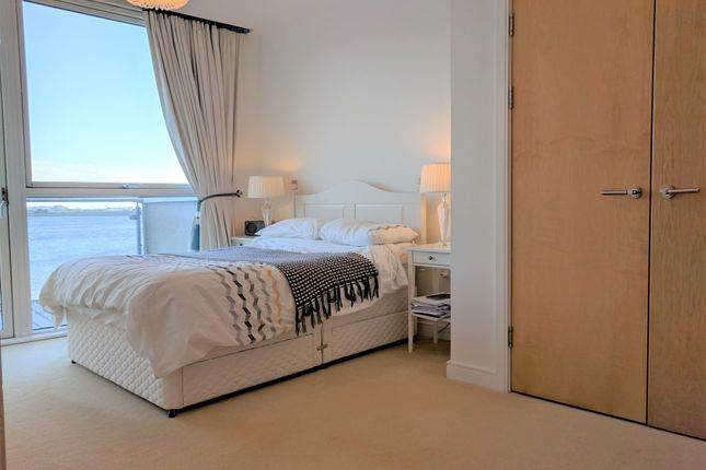 Bedroom One of Watermark, Ferry Road, Cardiff CF11