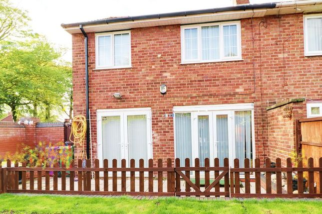 Garden At Back of Pilch Lane, Knotty Ash, Liverpool L14