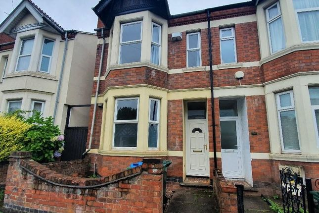 Thumbnail Property to rent in Gulson Road, Stoke, Coventry