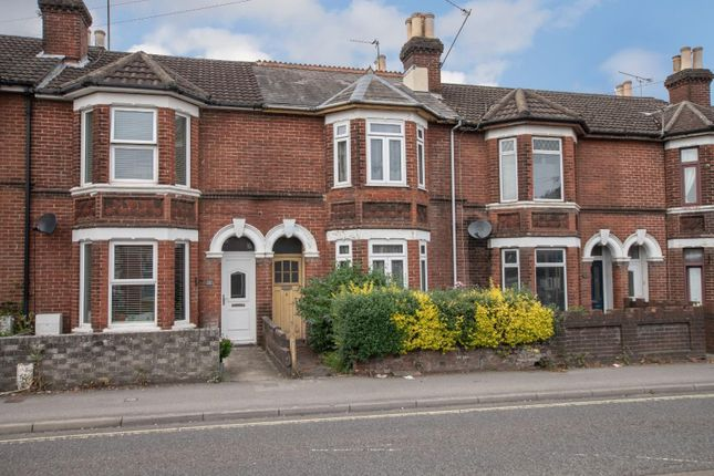 Thumbnail Terraced house for sale in Twyford Road, Eastleigh