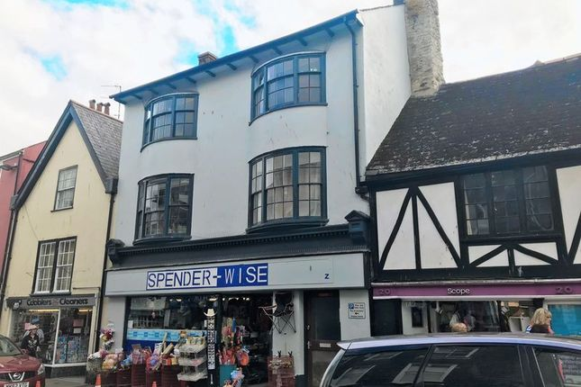 Thumbnail Commercial property for sale in Fore Street, Totnes