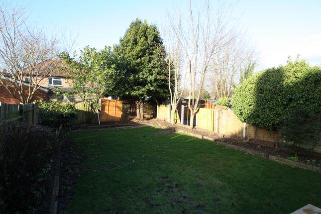 Rear Garden of Sandwell Road, Birmingham B21