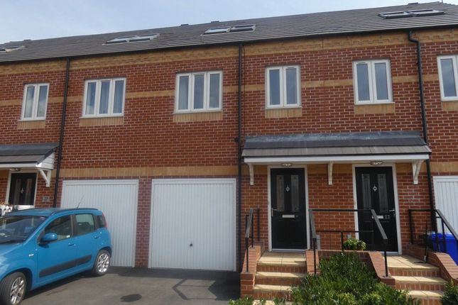 Thumbnail Terraced house to rent in Regent Street, Sandiacre, Nottingham