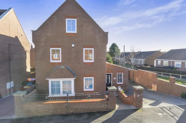 Thumbnail Detached house for sale in Shackleton Close, Whitby, North Yorkshire, .