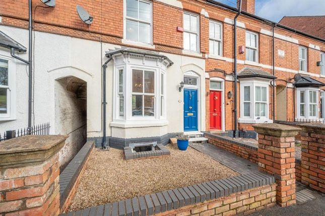 Thumbnail Terraced house for sale in Park Hill Road, Harborne, Birmingham