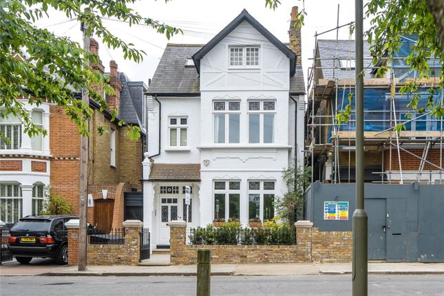 Exterior of Dorlcote Road, Wandsworth, London SW18