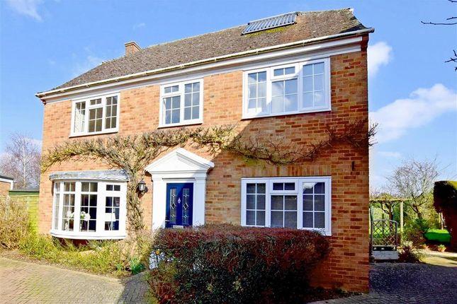 Thumbnail Detached house for sale in Allington Drive, Tonbridge, Kent