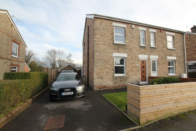 3 bed semi-detached house for sale in Granville Road, Parkstone, Poole BH12