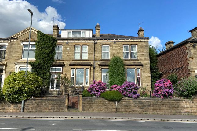Thumbnail Semi-detached house for sale in Bradford Road, Batley