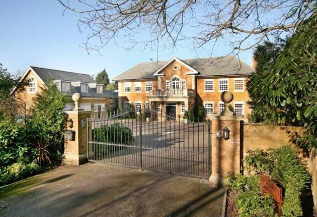 Thumbnail Detached house for sale in Sunning Avenue, Sunningdale, Ascot