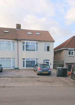 Thumbnail Semi-detached house to rent in Radley Road, Fishponds, Bristol