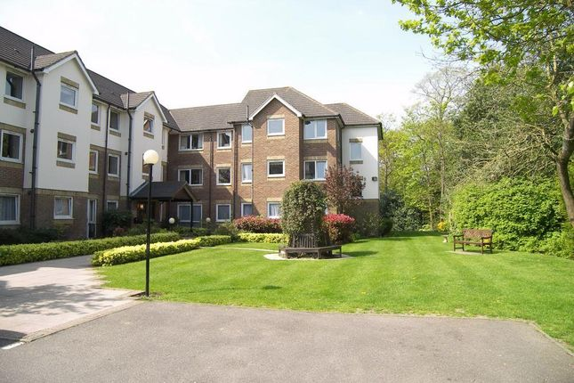 Thumbnail Flat for sale in Livingstone Court, Christ Church Lane, Hadley Green