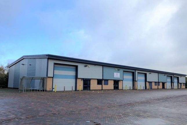 Industrial to let in F1-F5, Fenton Trade Park, Dewsbury Road, Stoke-On-Trent