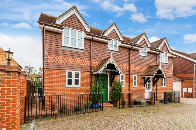 Thumbnail Semi-detached house for sale in High Street, Edenbridge
