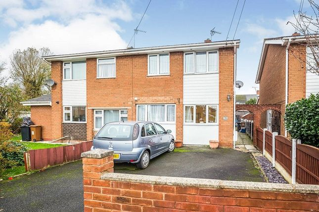 3 bed semi-detached house for sale in Alyndale Road, Saltney, Chester CH4
