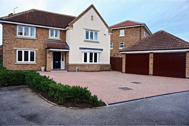 Thumbnail Detached house for sale in The Pines, Kingswood, Hull