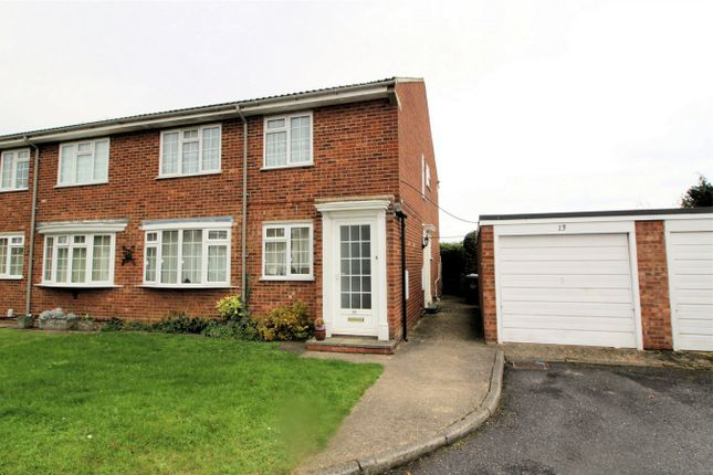 Thumbnail Flat for sale in King Georges Close, Hitchin, Hertfordshire