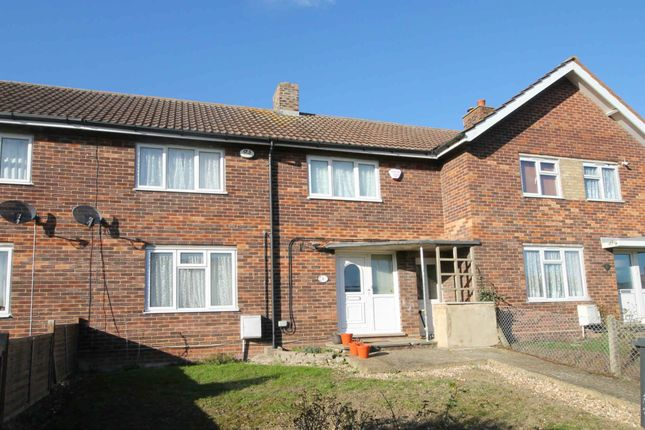 Thumbnail Terraced house for sale in Rivey Close, Linton