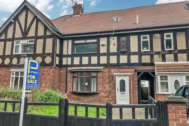 Thumbnail Terraced house for sale in Hylton Road, Sunderland