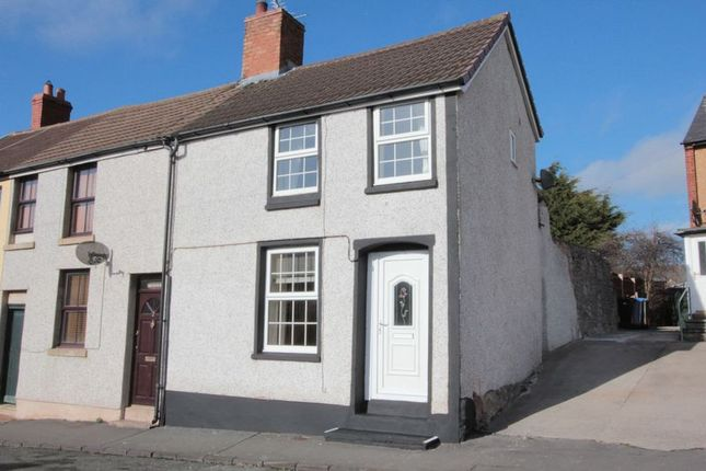 Thumbnail Terraced house to rent in Castle Street, Rhuddlan, Rhyl