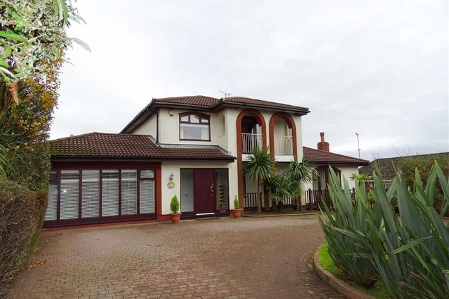 Thumbnail Detached house for sale in Ringley Drive, Whitefield, Whitefield Manchester