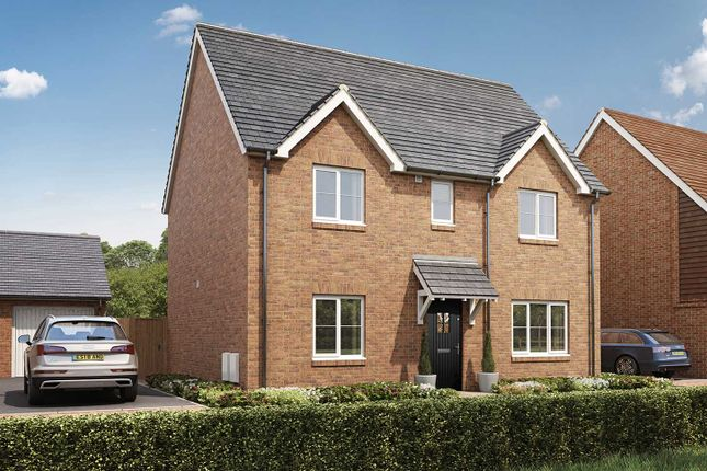 """4 bed detached house for sale in """"The Leverton"""" at """"The Leverton"""" At Halstead Road, Kirby Cross, Frinton-On-Sea CO13"""