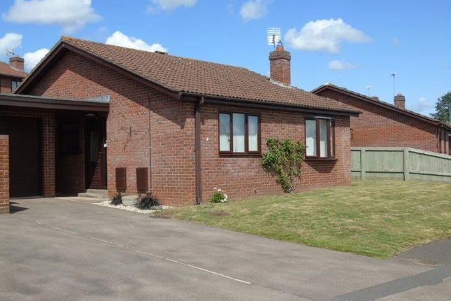 Thumbnail Bungalow for sale in Chatsworth Close, Ross-On-Wye, Herefordshire