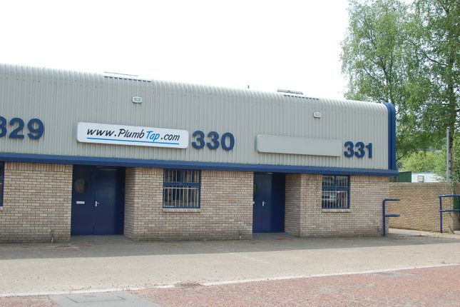 Thumbnail Industrial to let in 330, Springvale Industrial Estate, Cwmbran