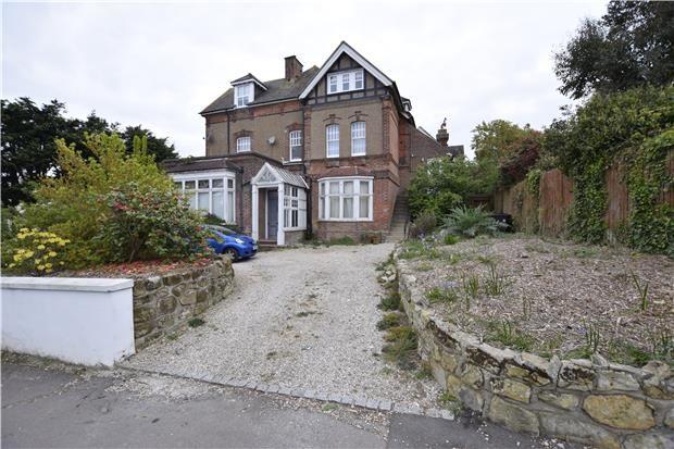 Thumbnail Flat to rent in Filsham Road, Floor, St Leonards-On-Sea, East Sussex