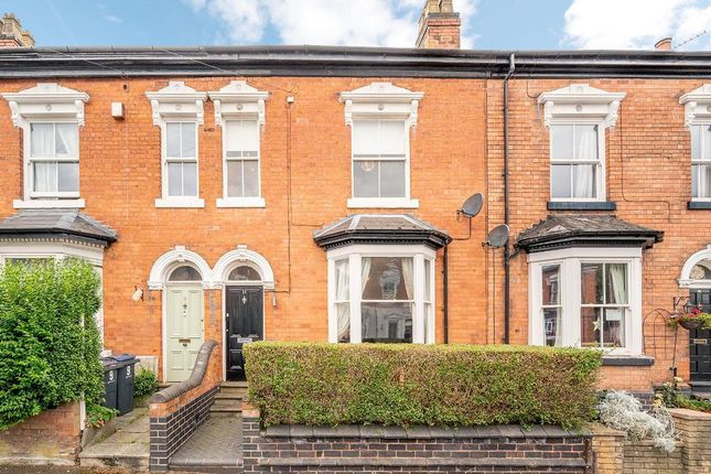 Thumbnail Terraced house for sale in Station Road, Harborne